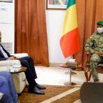 RDC : François Beya, porteur d'un message du Président Félix Tshisekedi au colonel Assimi Goïta du Mali