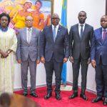 RDC : De retour de sa mission à Goma, une délégation de l'UA a été reçue par Sama Lukonde