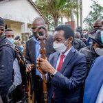 RDC : L'Union Sacrée est déterminée à améliorer la santé de tous les congolais (Christophe Mboso)