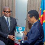 RDC : Sama Lukonde a déposé le projet de la loi des finances pour l'exercice 2022 chiffré à plus de 10 milliards $