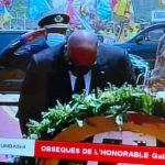 Lubumbashi : Félix Tshisekedi a rendu ses derniers hommages à Kyungu Wa Kumuanza