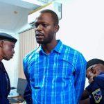 RDC : La police a interpéllé une personne accusé d'extorsion en se faisait passer pour le jeune frère du ministre Tony Mwaba