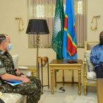 RDC : Félix Tshisekedi a reçu des détails sur les défis et les axes d'opération de la MONUSCO