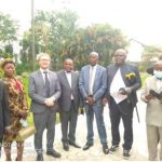 Kinshasa : La Grande Bretagne promet de s'impliquer dans les travaux d'assainissement de la ville à travers l'opération « Kin-bopeto»