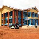 Nord – Kivu : Le gouverneur militaire a réçu les cles du nouveau bâtiment administratif de la mairie de Beni