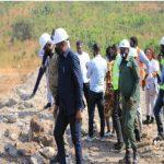 Haut Katanga : Le conseiller en charge des finances de Éve Bazaiba a effectué une mission d'inspection et de contrôle à la mine de CNMCC à Likasi