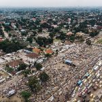 Kinshasa : Début de la paie des prestations sociales par la ministre de l'emploi, Claudine Ndusi