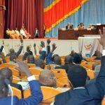 CENI : La Commission paritaire a déposé son rapport de travail au président Mboso Nkodia