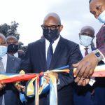 RDC : Le Premier Ministre Sama Lukonde a inauguré la nouvelle usine de torréfaction du Café de l'ONAPAC