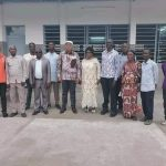 Kinshasa : Jean-Marc Kabund inaugure les nouveaux batiments de son ecole l'EP 1 et EP 2 Bikanga à Kisenso