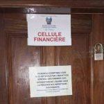 Désintox : Le bureau de la cellule financière du gouvernorat de Kinshasa n'est pas scellé par l'IGF