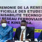 Kinshasa : Gentiny Ngobila s'engage dans la réhabilitation et modernisation des chemins de fer