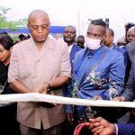 Kinshasa : Gentiny Ngobila lance l'opération d'immatriculation des parcelles et avenues de la capitale